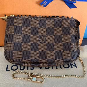 Louis Vuitton Bags - LV Mini Pochette Accessoires Damier Ebene
